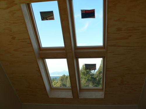picture of velux windows
