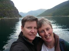 M&M in the fjords