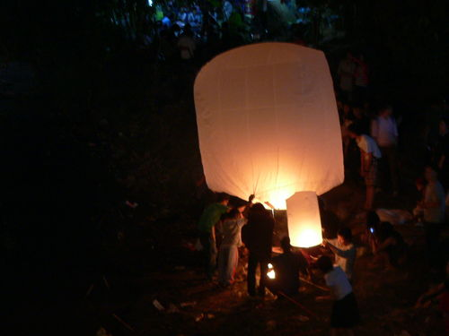 Large Lantern almost ready for release
